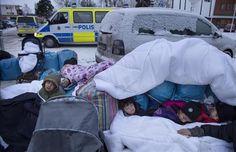 Suecia y Finlandia anuncian la deportación de decenas de miles de refugiados