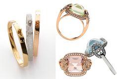 Hermès by Pierre Hardy / rings