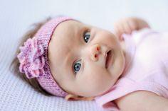 Ravelry: Babies First Headband pattern by Brenda Green
