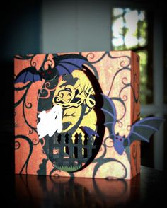 #Cards #Diorama #Shadow