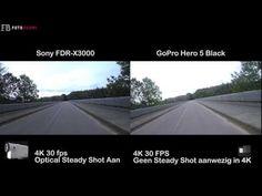 #Sony FDR-X3000R #ActionCam con una stabilizzazione d'immagine eccezionale