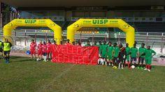 #refugeeswelcome in Ancona, Marche, Italy  team: Polisportiva antirazzista Assata Shakur