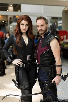 Black Widow and Hawkeye  sc 1 st  Pinterest & S.H.I.E.L.D. agent #10 | Pinterest | Kat von Karl lagerfeld and ...