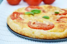 Das perfekte #Rezept für eine sommerliche Vorspeise mit Pfiff, ist eine Tomaten-Ricotta #Tarte für Jedermann.