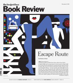 Nicholas Blechman: Escape Route