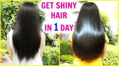This is NOT A JOKE, Get Super Silky & Glossy Hair In Just 1 Day, With This Amazing DIY Hair Mask  Ingredients required :  Aloe vera gel – 4 teaspoons Milk – 6 to 8 teaspoons ( for normal to dry hair) Curd – 6 to 8 teaspoons ( for oily or greasy hair) Olive oil or Coconut oil – 4 teaspoons Banana ....