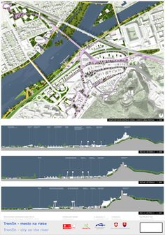 Results of the Competition Trenčín – City on the River