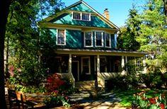 At Cumberland Falls Bed and Breakfast Inn in Asheville, North Carolina | B&B Rental