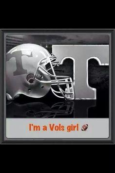 Vols Girl!!!!! Thats Me! :)