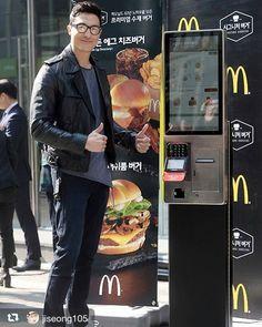 What Daniel, no McDonald's