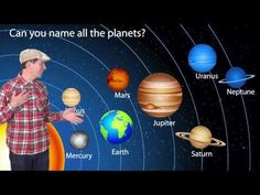 The Planet Song for Children - YouTube