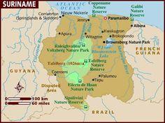 Sharing my adventures in Surinam soon!