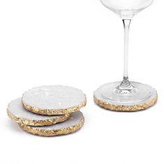 Acropolis Coasters - Set of 4 | Bar Accessories | Tableware | Z Gallerie