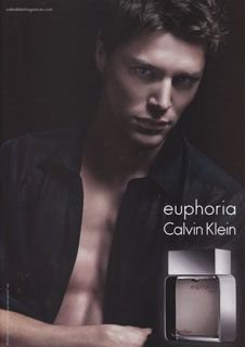 Sexy Male Perfume Ads | ... Euphoria for Men Advert, Ad - Calvin Klein Perfume Range - Video Clip