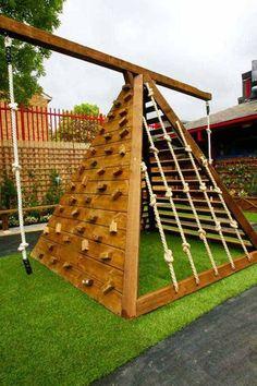 Amazing Spielhaus f r den Garten selber bauen DIY Anleitung