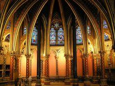 Saint Chapelle, Paris I adore this church. Sainte Chapelle Paris, Saint Chapelle, Paris Travel, France Travel, Paris Pictures, I Love Paris, Gothic Art, Art And Architecture, Barcelona Cathedral