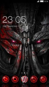 Megatron The Last theme covers icons, wallpaper, folders, menus, skin and all launcher elements, to provide a complete set of phone's launcher beautification program!  Megatron The Last CLauncher Theme features This theme is compatible to the wallpapers and lockers of similar products:...