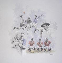 Football, Italia, Legends, Soccer, Futbol, American Football, Soccer Ball