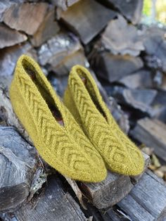 Cozy slippers, perfect for chilly days!