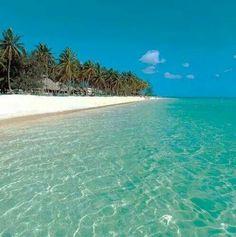 Playa santa lucia, camaguey, cuba