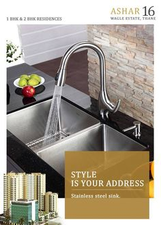 Kraus Stainless Steel Double Basin 16 Gauge Stainless Steel Kitchen Sink for Undermount Installations with Split - Basin Racks and Basket Strainers Included Best Kitchen Sinks, Steel Kitchen Sink, Double Bowl Kitchen Sink, Kitchen Taps, New Kitchen, Kitchen Ideas, Kitchen Decor, Round Kitchen, Kitchen Updates