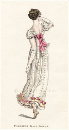 Ball Dress, June 1811