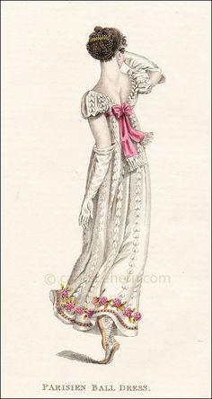 Ball Dress, June 1811
