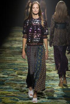 Visual Optimism Fashion Editorials Shows Campaigns More Dries Van Noten