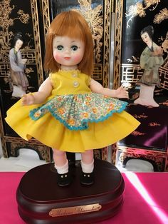 """Madame Alexander Rare and Hard to Find 8"""" Maggie Mix-up doll #MadameAlexander"""