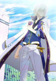 Image result for izana wistalia anime