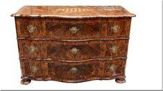 német késő barokk bútor