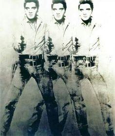 Andy Warhol Elvis