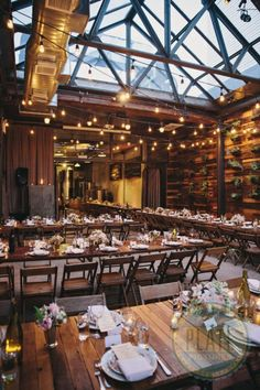 Brooklyn Winery Weddings - Price out and compare wedding costs for wedding ceremony and reception venues in Brooklyn, NY Brooklyn Wedding Venues, New York Wedding Venues, Wedding Venue Prices, Unique Wedding Venues, Nontraditional Wedding, Wedding Reception Venues, Wedding Locations, Unique Weddings, Wedding Ideas