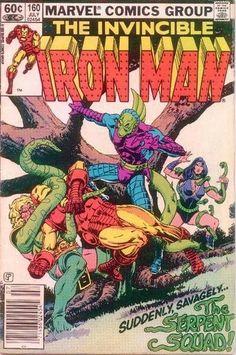 Iron Man 160