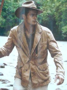 Mens safari outfit