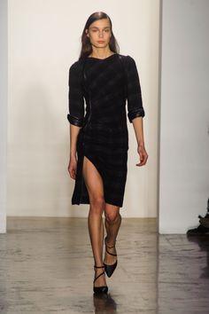 Défile Costello Tagliapietra prêt-à-porter automne-hiver 2014-2015, New York #NYFW #Fashionweek
