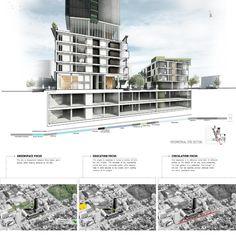 Architecture Portfolio 27-28 | architectural presentation ...