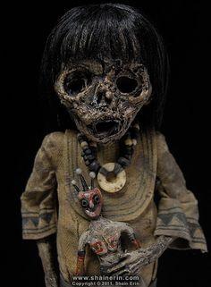 Shain Erin - fine art dolls