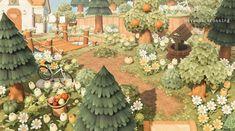 New Animal Crossing, Island Design, Fan Art, Painting, 4 Life, Baked Goods, Random Stuff, Core, Spring