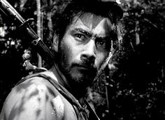 Toshiro Mifune, born April 1, 1920. A great, great actor.