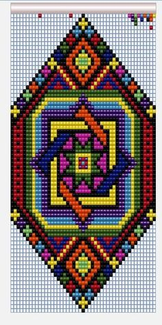 I like to use this idea for weaving Seed Bead Patterns, Peyote Patterns, Beading Patterns, Embroidery Patterns, Cross Stitch Charts, Cross Stitch Designs, Cross Stitch Patterns, Beaded Banners, Bead Loom Bracelets