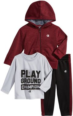 bc679a022f76d7 Playground Champion boy s fashion outfit  aff
