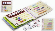 Quiet active book made of cloth is recommended for children from 2 year old. It consists of 4 sheets. On every of 6 pages there are different kinds of clasps: -Velcro -Buttons -Knobs -Shoelaces -Zipper -Pins -Yarn The hardcover of the quiet active book also contains developing elements on Velcro, mini maze with a ladybird, buttons and ribbons. You can enter any title of the book. Textile developing book is fastened by plenty of stitches inside. After production all details and the cover…