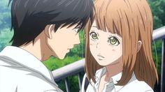 Kakeru & Naho (Orange anime )