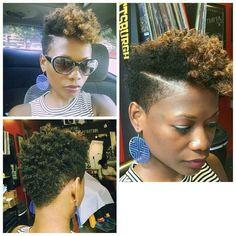 Maduo a ditshwantsho a uyanda mbuli short hair Natural Hair Short Cuts, Tapered Natural Hair, Short Hair Cuts, Natural Hair Styles, Natural Hair Twa, Twa Hairstyles, Haircuts, Tapered Hairstyles, Twa Natural Hairstyles