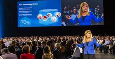 How global tech giant #Salesforce is trying to improve its gender diversity #cloud
