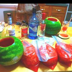 ... Drunken Watermelon on Pinterest | Watermelon Keg, Watermelon Popsicles