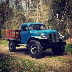 Mostly Mopar Muscle: Photo Farm Trucks, Diesel Trucks, Cool Trucks, Big Trucks, Old Dodge Trucks, Lifted Trucks, Custom Pickup Trucks, Dodge Power Wagon, Jeep Truck