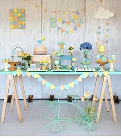 16 Ideas for the Most Instagram-Worthy Baby Shower EVER   Brit + Co