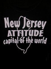 Attitude capital of the world!